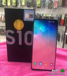 Samsung S10 with all accessories